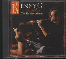 Kenny G - Miracles-the Holiday Album CD