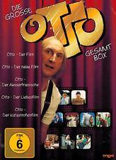 DVD-BOX NEU/OVP - Die grosse Otto Gesamt-Box - 5 Spielfilme