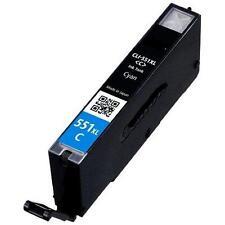 Canon CLI-551XL Cyan Comp Ink Cartridge Pixma IP7250 MG5450 MG6350 MG5550 MG7150