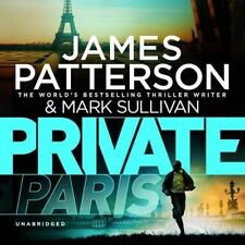 Private Paris by James Patterson (CD-Audio, 2016)