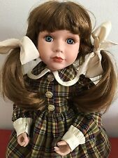 """Boyds Collection Limited Edition """"Olivia""""-16 4; Vintage Doll (2000) - Collectible"""