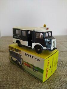 Dinky toys atlas Citroën tube H Police. NB