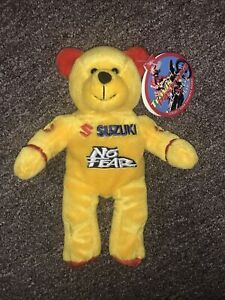 travis pastrana TP199 extreme bear no fear suzuki spy