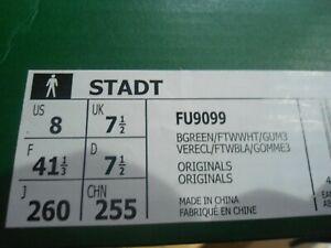 Adidas Originals Sodermalm Stadt Size 7.5 UK BNIB SNS Exclusive Sneakersnstuff !
