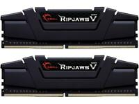 G.SKILL Ripjaws V Series 64GB (2 x 32GB) 288-Pin DDR4 SDRAM DDR4 3600 (PC4 28800