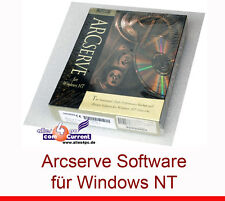 Arcserve Single Server German V6.5 Ovp U15354-c75 Für Windows NT
