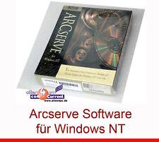 ARCSERVE SINGLE SERVER DEUTSCH V6.5 OVP U15354-C75 FÜR WINDOWS NT