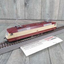 FLEISCHMANN 4350 - HO - DB - E-Lok 120 002-1 - analog - #X28602