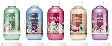 ***NIB BATH BODY WORKS Holiday Luxury Foam Bath/Body Wash LE RARE SOLD-OUT