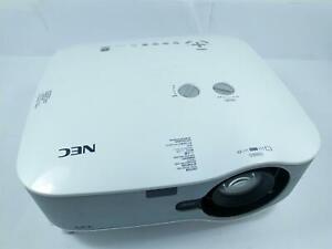 NEC NP3150 XGA 3LCD Large Venue Projector Yellow Hue on Image