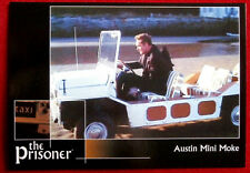 THE PRISONER, VOLUME 2 - Card #35 - Austin Mini Moke - Factory Ent. 2010