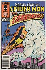 Marvel Team-Up #149 New Mutants (Jan 1985, Marvel) LOT (7) Spider-Man CANNONBALL
