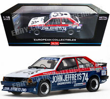 "1 18 Sun Star 4965 Ford Escort MK3 Rs1600i 1985 ""#74 John Jeffreys"""