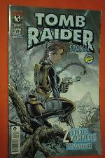 TOMB RAIDER- SPECIAL- wizard-2 STORIE COMPLETE CON LARA CROFT- ED.CULT COMICS