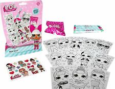 L.O.L. Surprise! LOL Dolls Party Supplies Glitter Bouncing Ball Glow For Girls