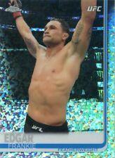 2019 TOPPS UFC CHROME REFRACTOR DIAMOND HOT BOX FRANKIE EDGAR #4