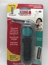 KONG Handipod Flashlight and Potty Bag Dispenser USA Fast