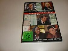 DVD  Without a Trace - Spurlos verschwunden: Die komplette erste Staffel