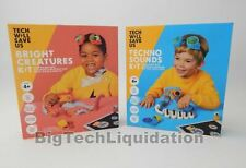Tech Will Save You: Techno Sounds & Bright Creatures Kit
