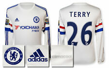 2015 2016 BNWT CHELSEA TERRY 26 AWAY SHIRT 14/15 LEAGUE CHAMPIONS PATCHES MEDIUM