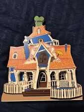 Shelia's Collectibles Inc. Mickey's Toontown Goofy's House no box Disney