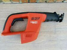 Hilti Wsr 650 A Cordless Reciprocating Saw 24v