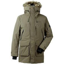 Didriksons Marcel 3 Mens Winter Parka Coat | Crocodile Green | 240 g/m² Padding