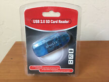 USB 2.0 Memory Card Reader Adapter for SD SDHC MMC ULTRA II SD