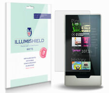 iLLumiShield Matte Screen Protector w Anti-Glare/Print 3x for Microsoft Zune HD