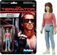 The Terminator Sarah Connor funko Reaction Movie Action Figure pop Super7 NEW