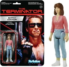 The Terminator Sarah Connor funko Reaction Movie Action Figure pop Super7 New