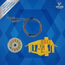 Fiat Doblo Window Regulator Repair Kit Front; Left Door for 2011-On
