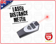 Electronic Tape Measure Ultrasonic Distance Meter Measurement Laser Pointer CP30