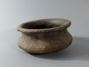 2#Original Ancient pottery Bowl From Thailand Cheap Price LOOK!