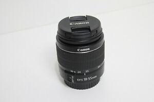 Canon EF-S 18-55mm f/3.5-5.6 III Lens