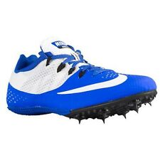 Nike Rival S Running Cleats Blue/White Size 12