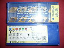 10.stk placas de inflexión dcmt 11t308n-ux ac2000 *** nuevo ***