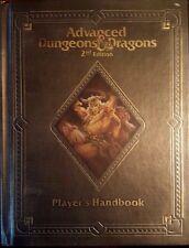 Advanced Dungeons & Dragons 2nd Edition Premium Players Handbook HC A35740000