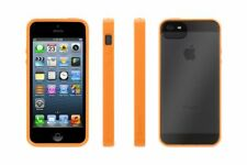 Griffin Reveal Fluoro, iPhone 5 Hülle, Orange Transparent