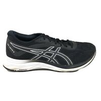 Asics Gel Excite 6 Running Shoes Womens Size 9 Black White Sneakers 1012A154