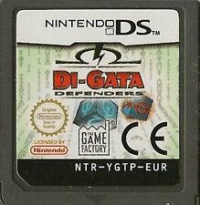 NINTENDO DS DI-GATA DEFENDERS GAME CARTRIDGE ONLY