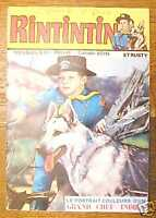 RINTINTIN ET RUSTY - mensuel n° 90 - 1977