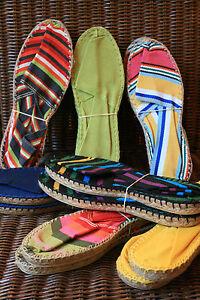 Espadrilles du Pays Basque, Chaussure d'été, Fabrication française - Mauléon