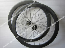 700C 50mm tubular full carbon cyclocross bike wheels,disc brake.cross bike wheel