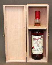 Single malt scotch whisky Glenfarclas 31 years old, port cask.