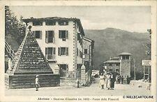 ABETONE - Stazione Climatica (m. 1400) - Passo delle Piramidi