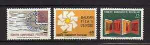 15805) Turkey 1966 MNH New Balkan Fila - Stamps