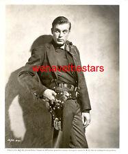 Vintage Scott Brady SEXY HANDSOME COWBOY '52 Publicity Portrait