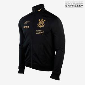 Corinthians Third Jacket Ayrton Senna  Rare Soccer Jersey - 2018 2019