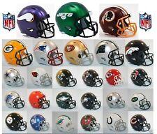 NFL Riddell NFL SPEED POCKET PRO Mini Helmet - PICK YOUR TEAM